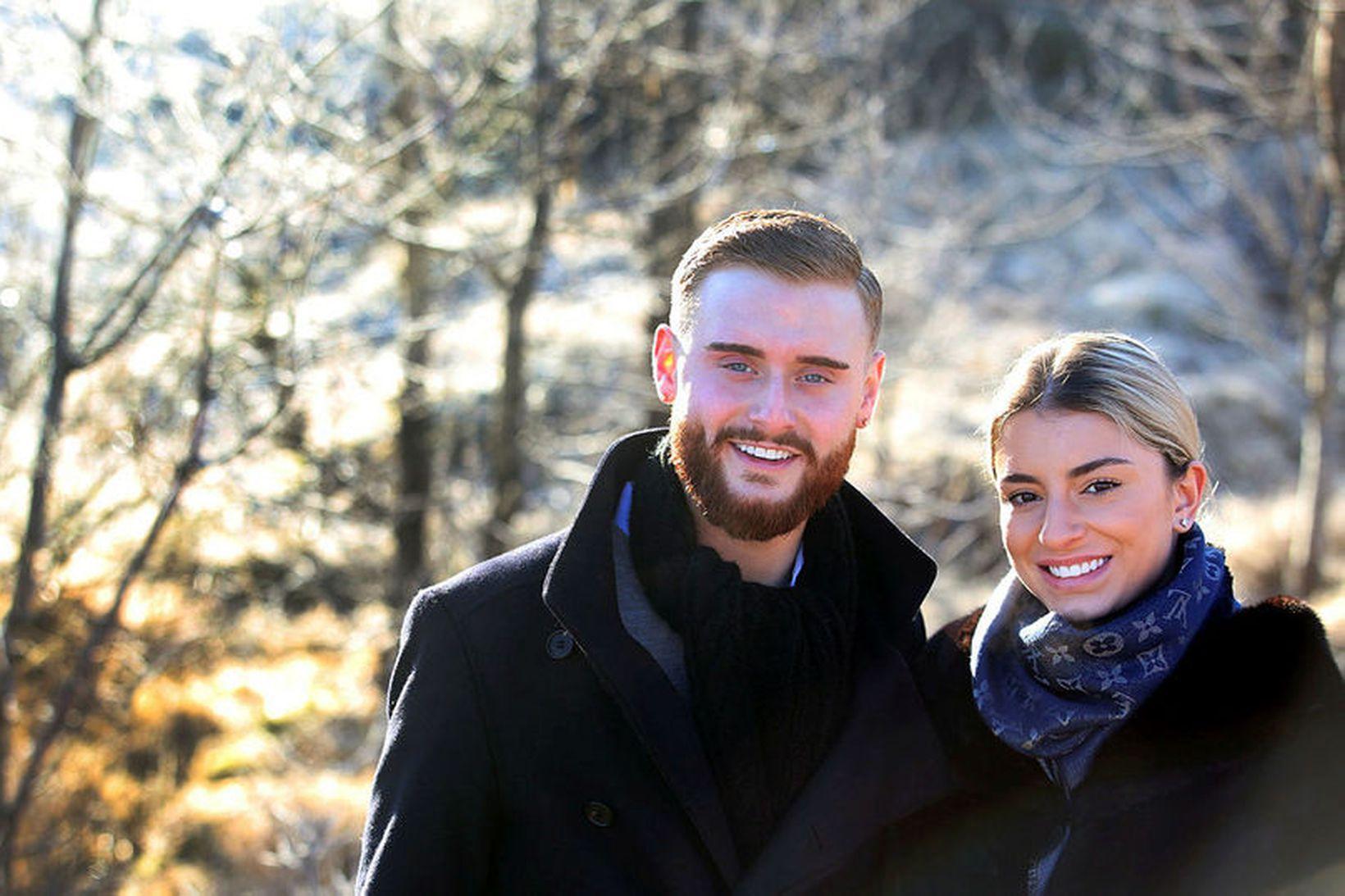 Pétur og Polina byrjuðu að dansa saman árið 2016. Þau …