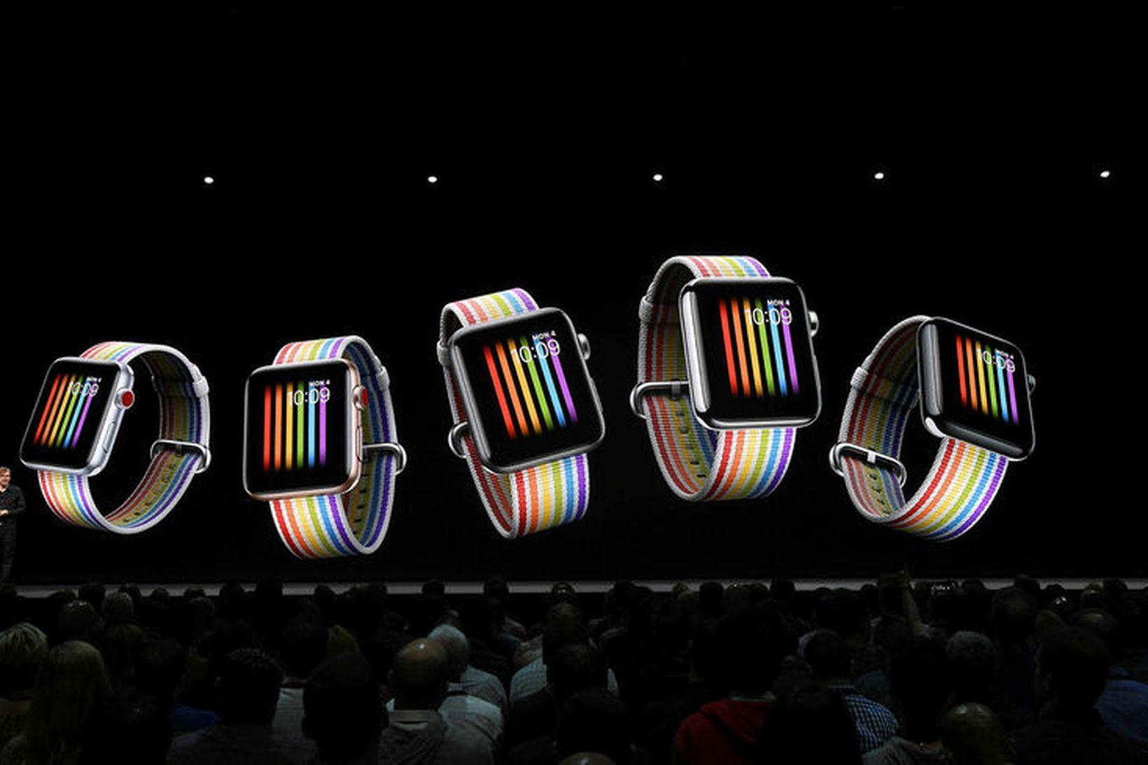 Tæknin hefur verið til fyrir Apple Watch um nokkurt skeið, …
