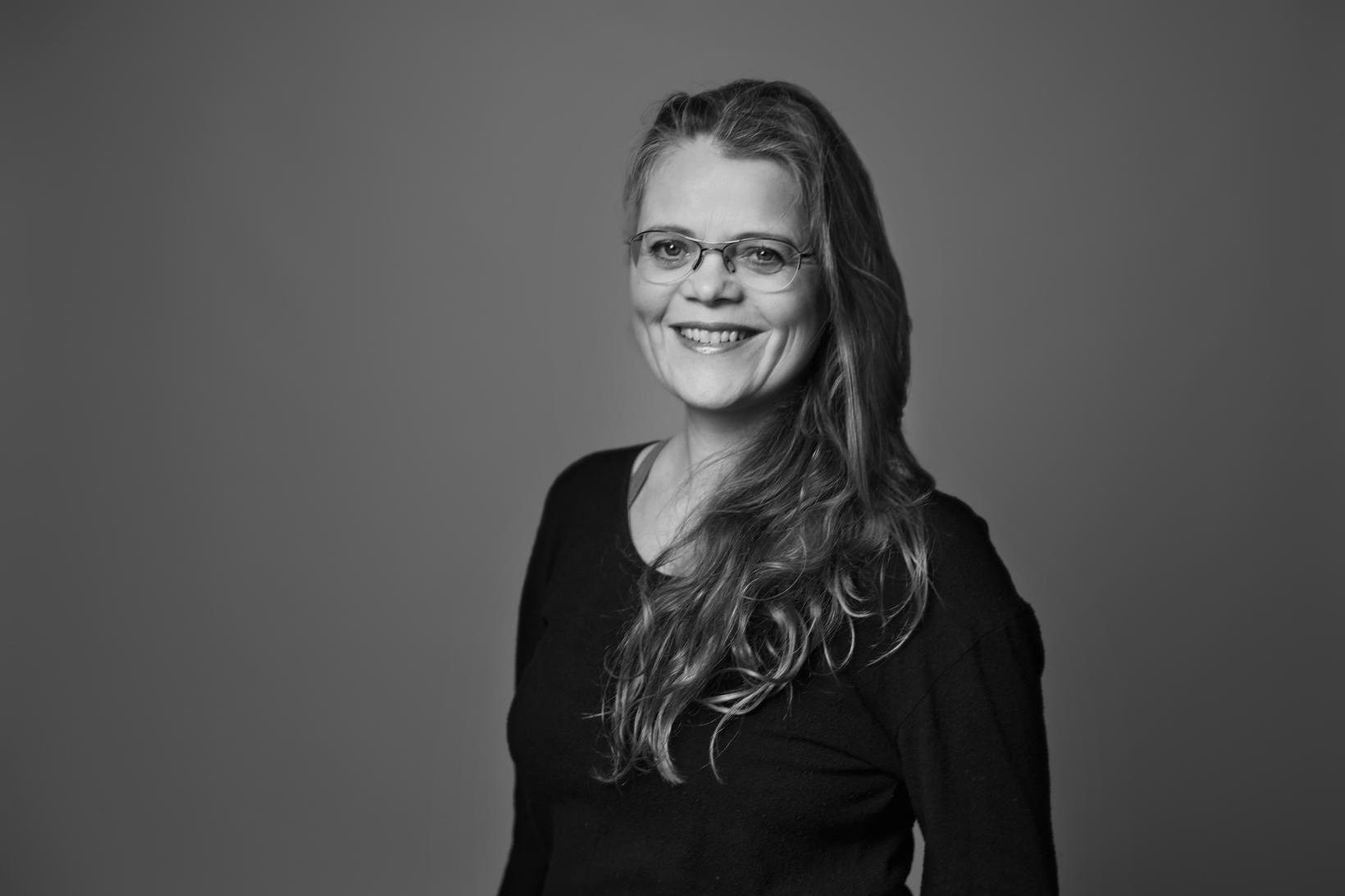 Tinna Gunnarsdóttir.