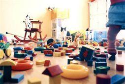 Er barnaherbergið allt í drasli?