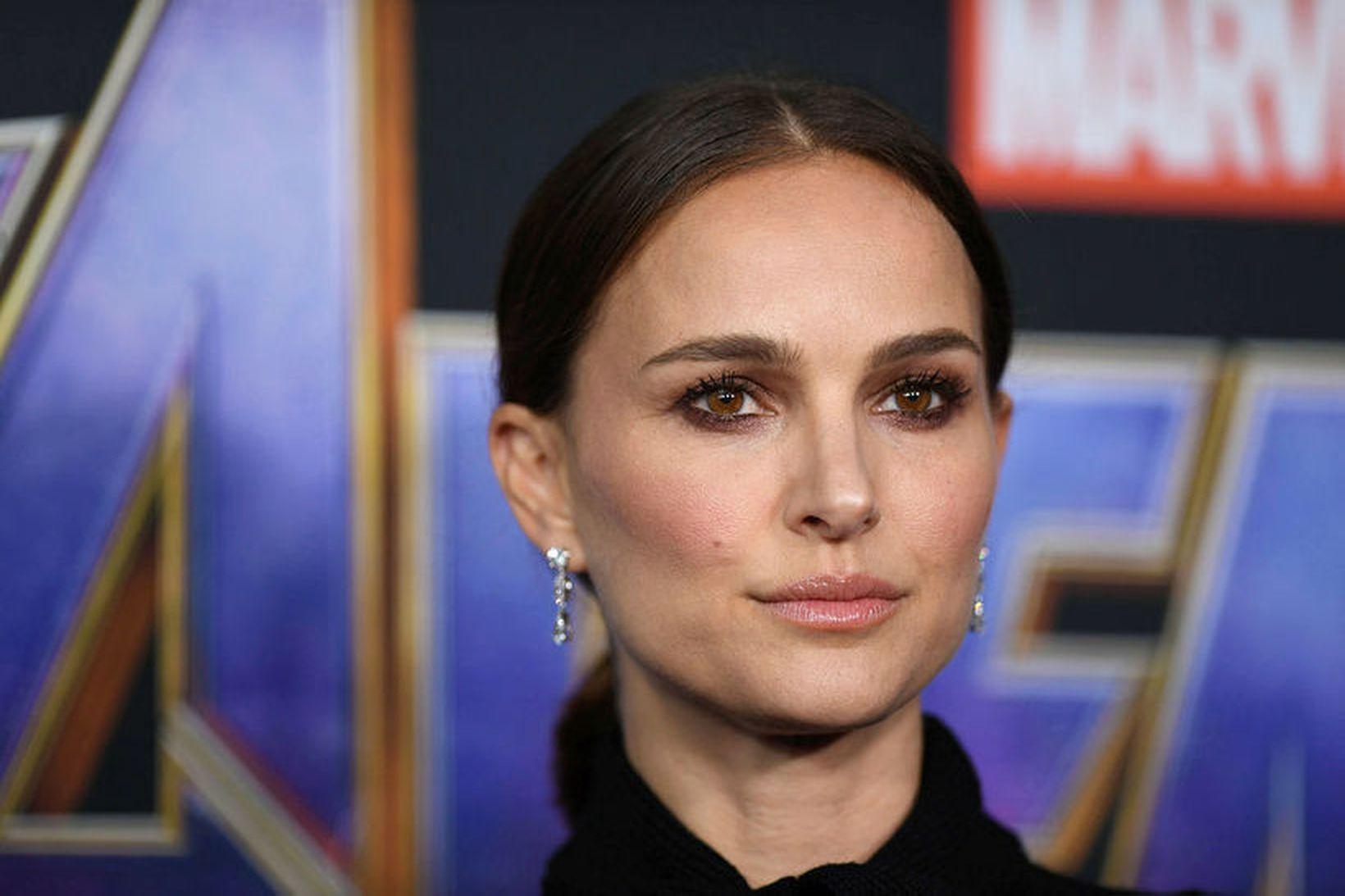 Natalie Portman telur að Moby hafi breytt sögunni af samskiptum …