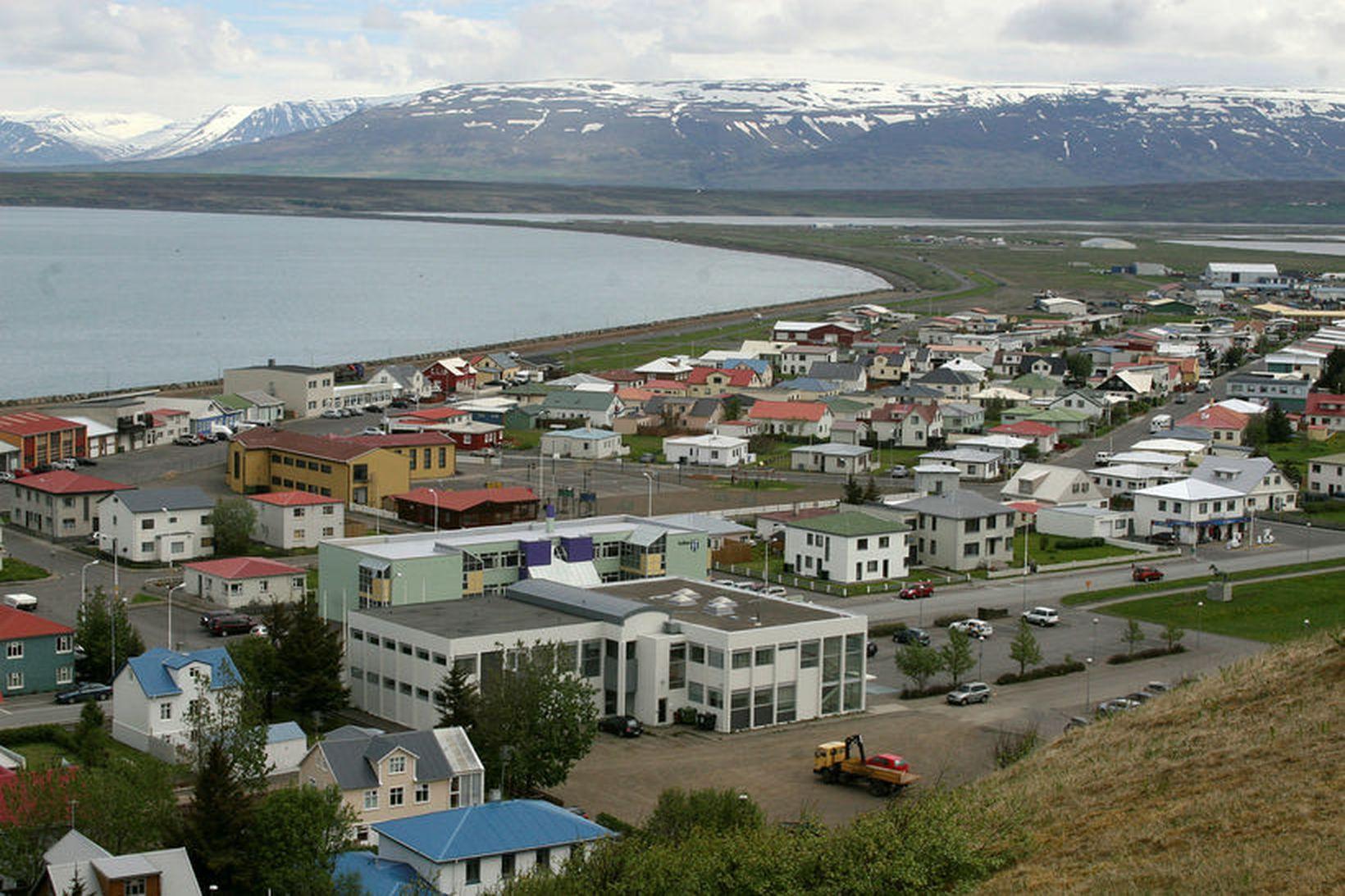 Fundurinn fer fram á Sauðárkróki á morgun.