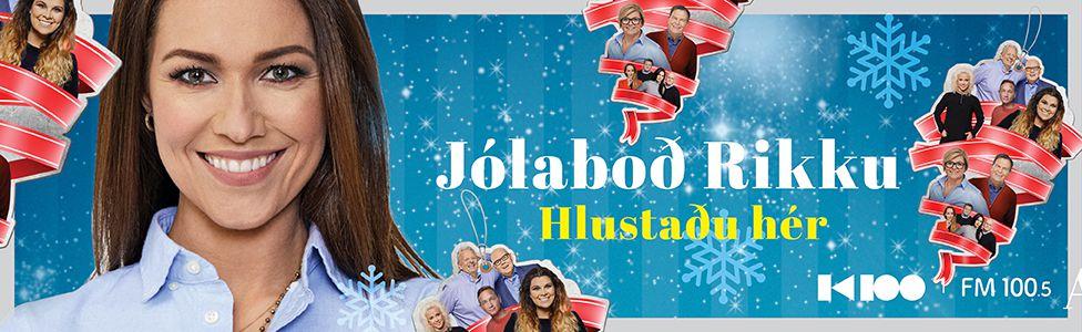 Jólaboð Rikku