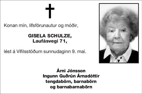 Gisela Schulze,