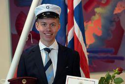 Þorgeir Ólafsson, dúx FB.