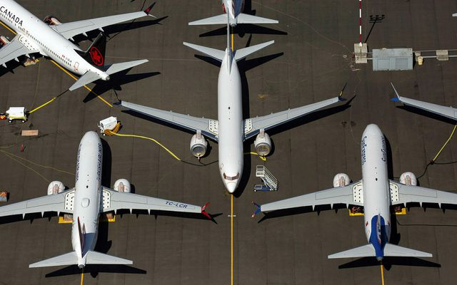 Dennis Muilenburg, yfirmaður hjá Boeing, segir það forgangsmál hjá flugvélaframleiðandanum að koma fluvélunum aftur í ...