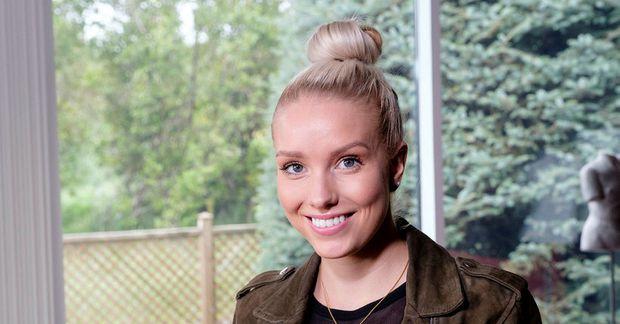 Birgitta Líf Björnsdóttir er stödd á Maldíveyjum þessa dagana.