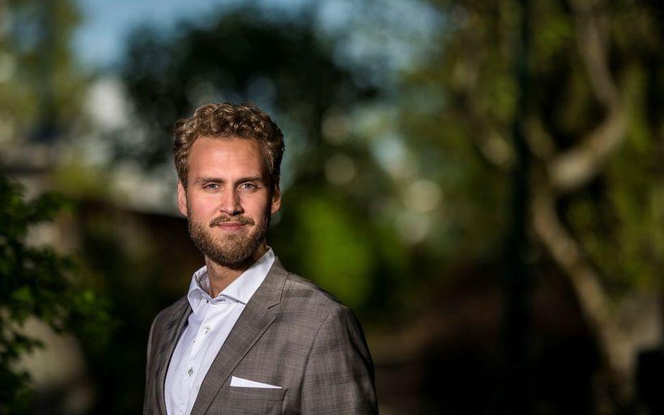 Gunnar Dofri Ólafsson, lögfræðingur Viðskiptaráðs Íslands