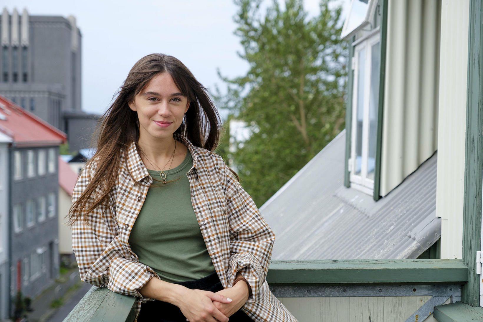 Anna Róshildur Benediktsdóttir Böving gefur út sína fyrstu EP plötu …