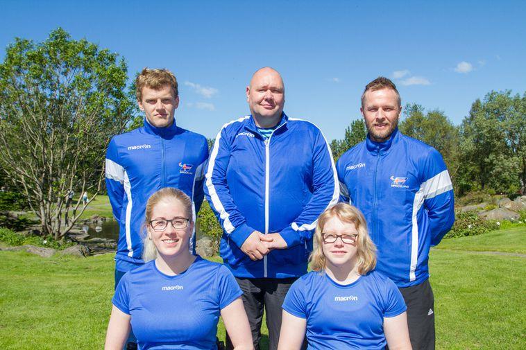 Team Iceland.