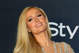 Paris Hilton fékk að finna fyrir frægðinni.
