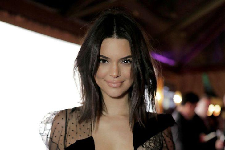Kendall Jenner verður oft kvíðin.