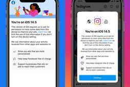 iOS 14.5 hefur þótt stórt stökk upp á við hvað varðar öryggi og friðhelgi einkalífs …