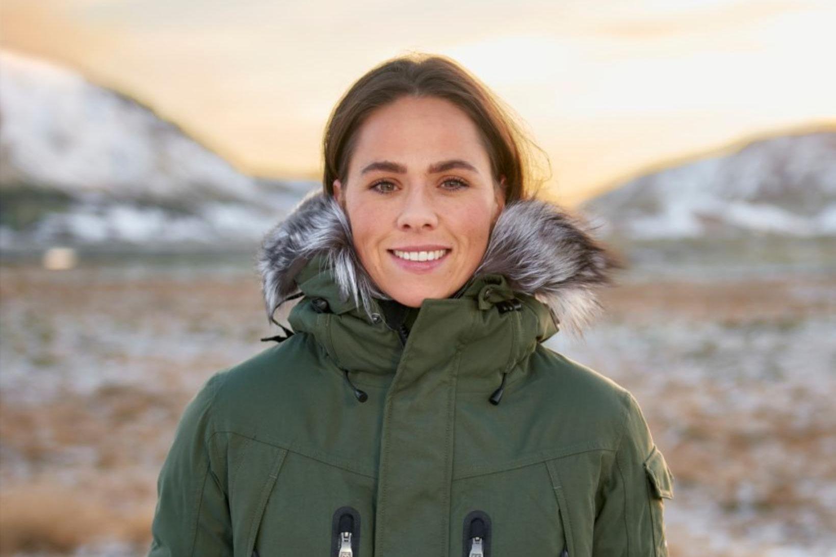 Landsliðsfyrirliðinn Sara Björk Gunnarsdóttir.