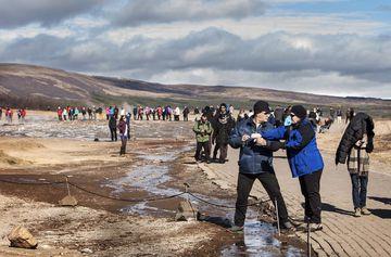 Rúmlega 380 milljónum verður úthlutað til uppbyggingar á ferðamannastöðum í sumar.