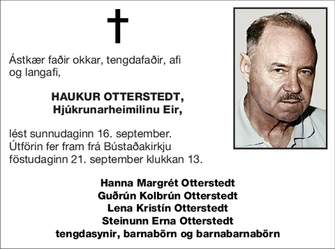 Haukur Otterstedt,