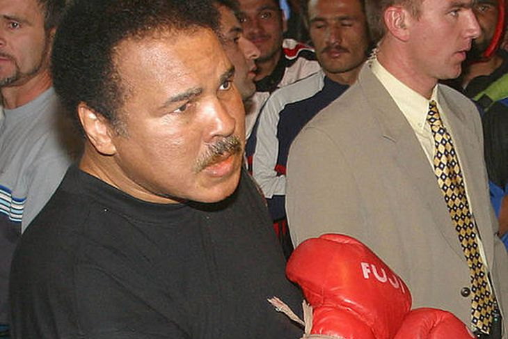 Muhammad Ali bjó vel.