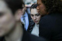 Réttarhöldin í New York snúast um brot Weinsteins gegn tveimur konum, Jessicu Mann og Mimi …