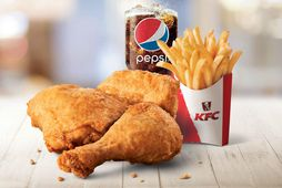 KFC sýndi nýverið auglýsingu sem þeir hafa tekið úr birtingu sökum kórónaveirunnar.