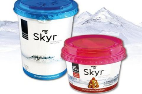 Sales of skyr in Nordic countries have rocketed.
