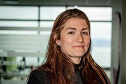 Guðlaug Líney Jóhannsdóttir, formaður flugfreyjufélagsins.