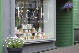 Litlu hlutir lífsins fást í Kaolin á Skólavörðustíg.
