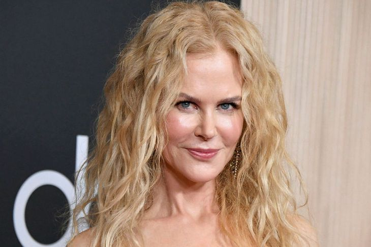 Nicole Kidman hugsar vel um húðina.
