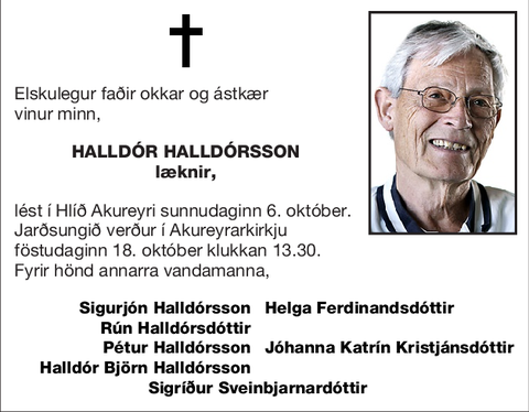 Halldór Halldórsson