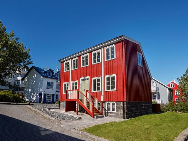 Gröndal's House – A Writer's Home in the Heart of the Old Town