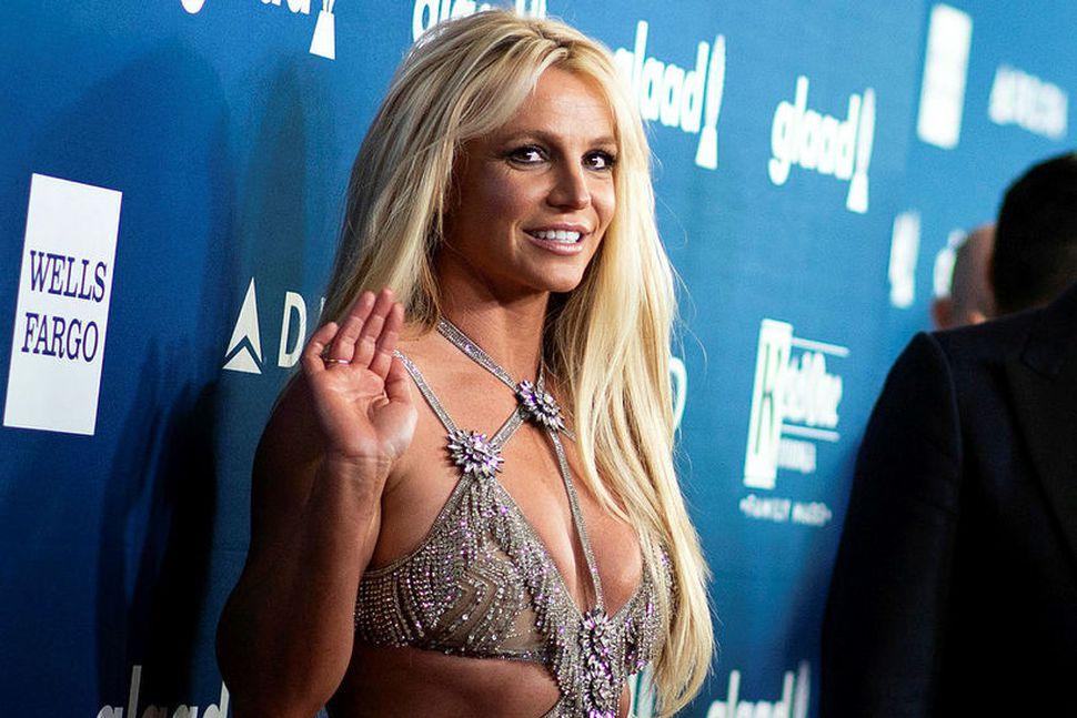 Britney Spears treystir á pabba sinn.
