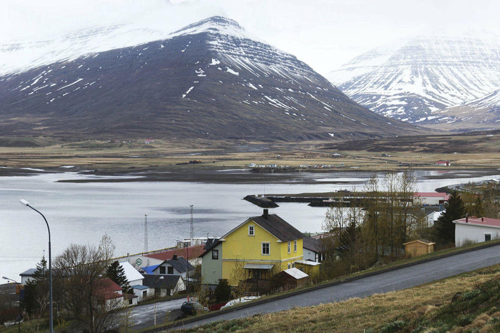 Frá Fáskrúðsfirði.
