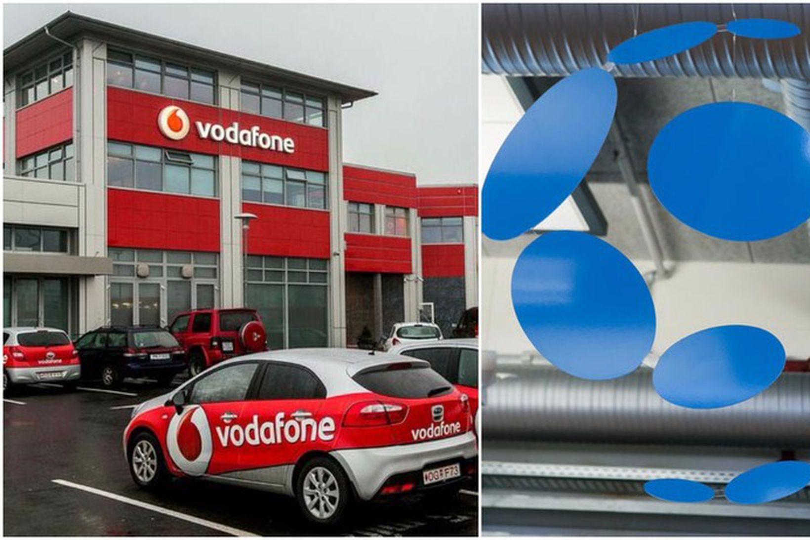 Sýn, dótturfélag Vodafone, hefur farið fram á rúmlega 1,9 milljarða …