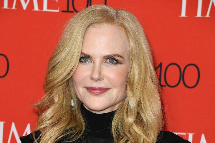 Nicole Kidman var gift Tom Cruise á tíunda áratug síðustu ...