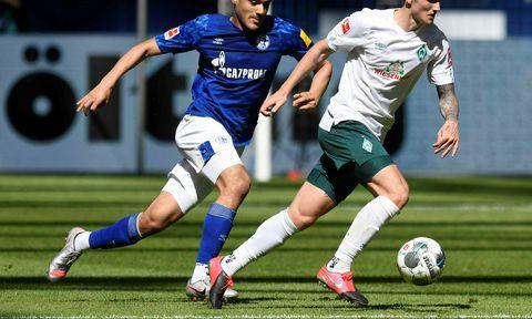 Hríðfall Schalke heldur áfram