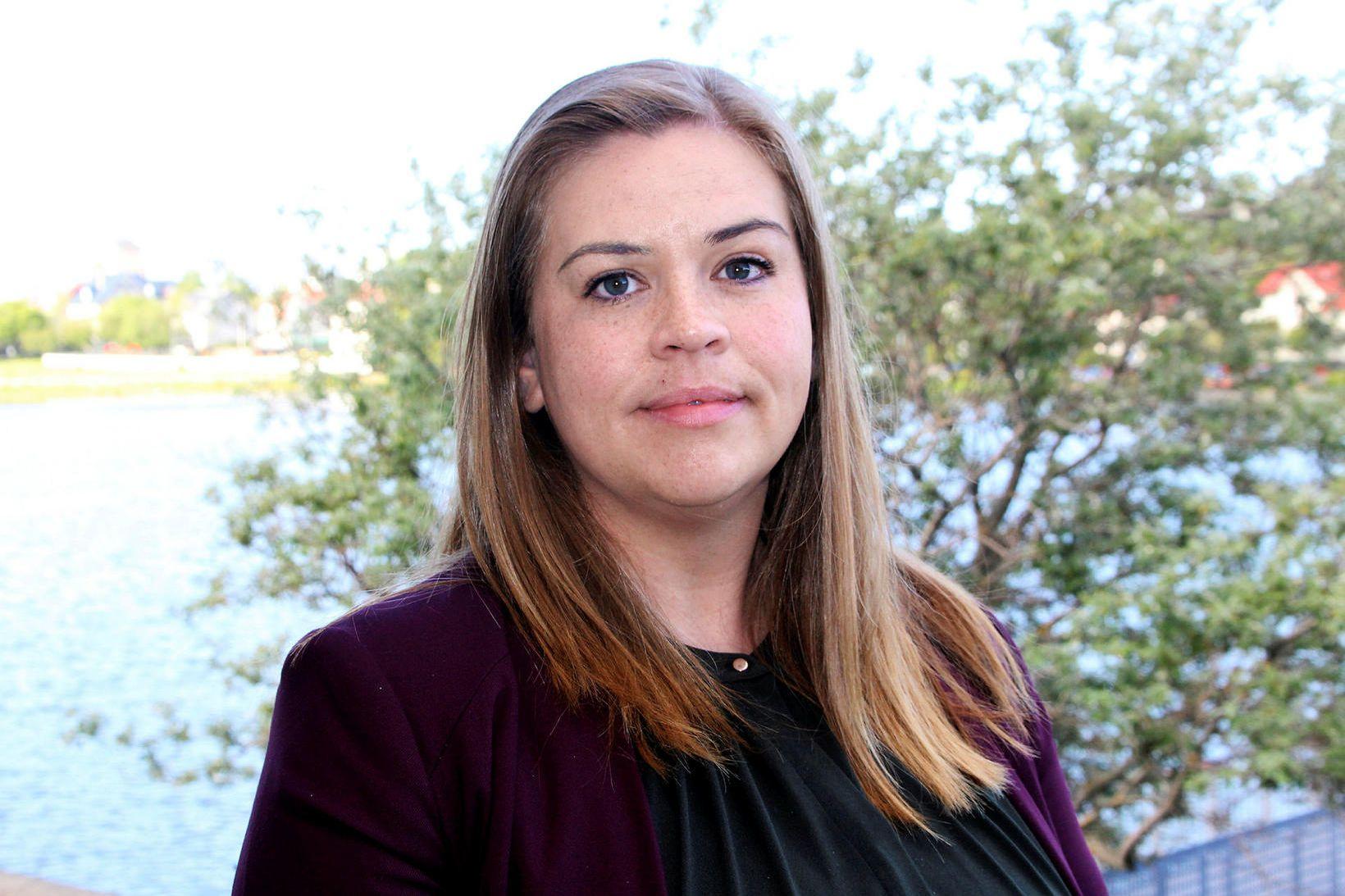 Rebekka Hilmarsdóttir, bæjarstjóri Vesturbyggðar, segir töluverðan fjölda starfa hafa orðið …