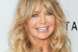 Goldie Hawn er 74 ára.