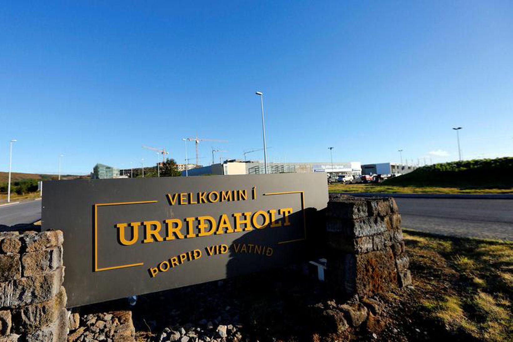 Byggðar verða íbúðir í Urriðaholti frá 25 fermetrum og upp …