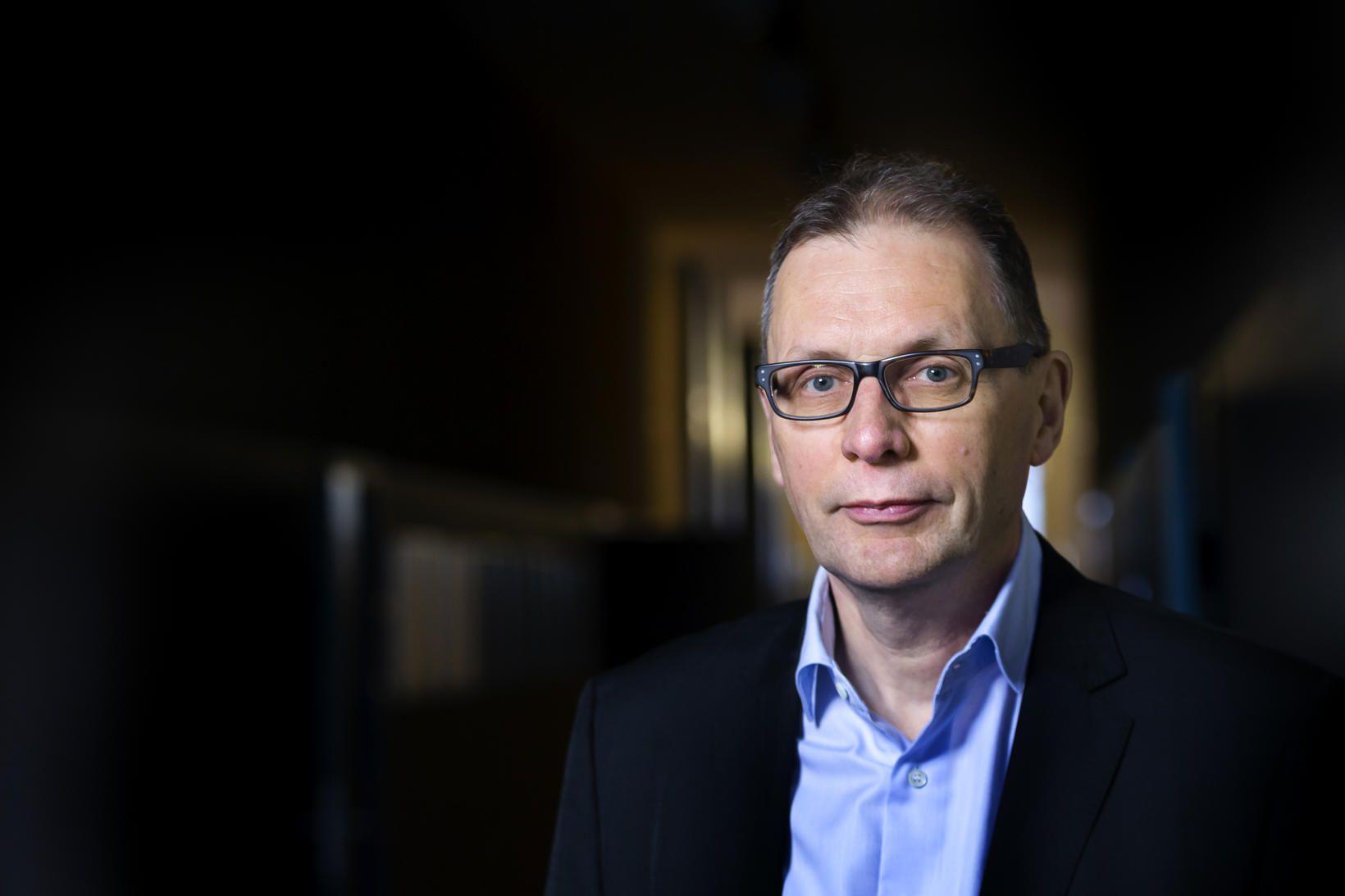 Eiríkur Steingrímsson.