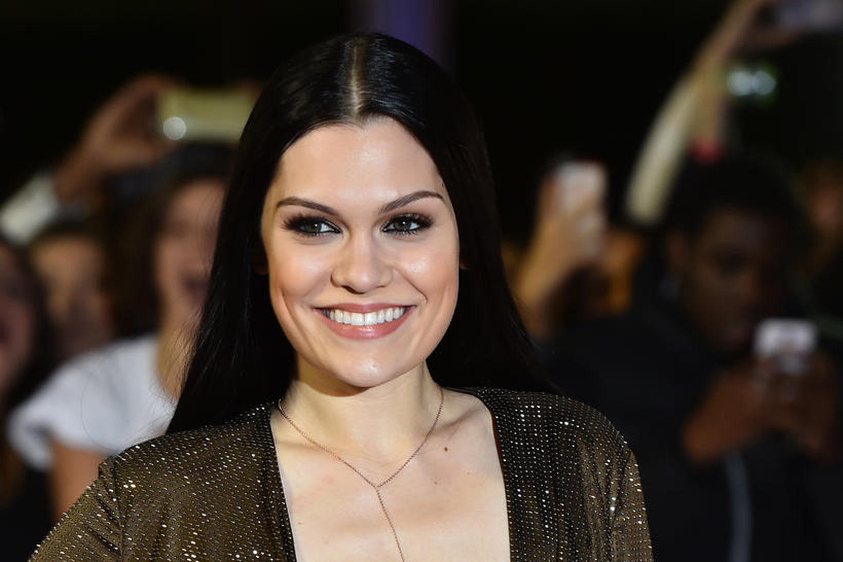 Jessie J er vegan.