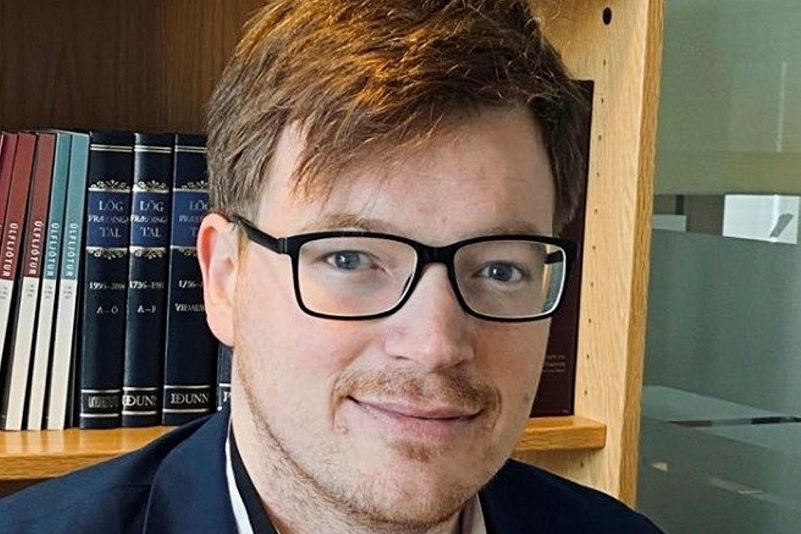 Jóhann Gunnar Þórarinsson.