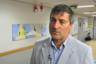 Ítalski skurðlæknirinn Paolo Macchiarini.