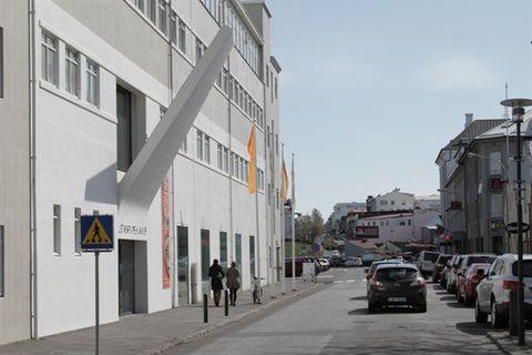 Reykjavík Art Museum - Harbour House