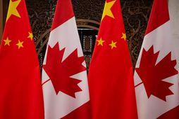Samband þjóðanna hefur verið mjög stirt síðan fjármálastjóri Huawei var handtekinn í Kanada í desember …