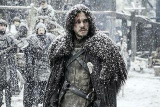 Jon Snow naut meðal annars ásta í íslenskum helli. Fær hann að heimsækja þær gamalkunnu ...