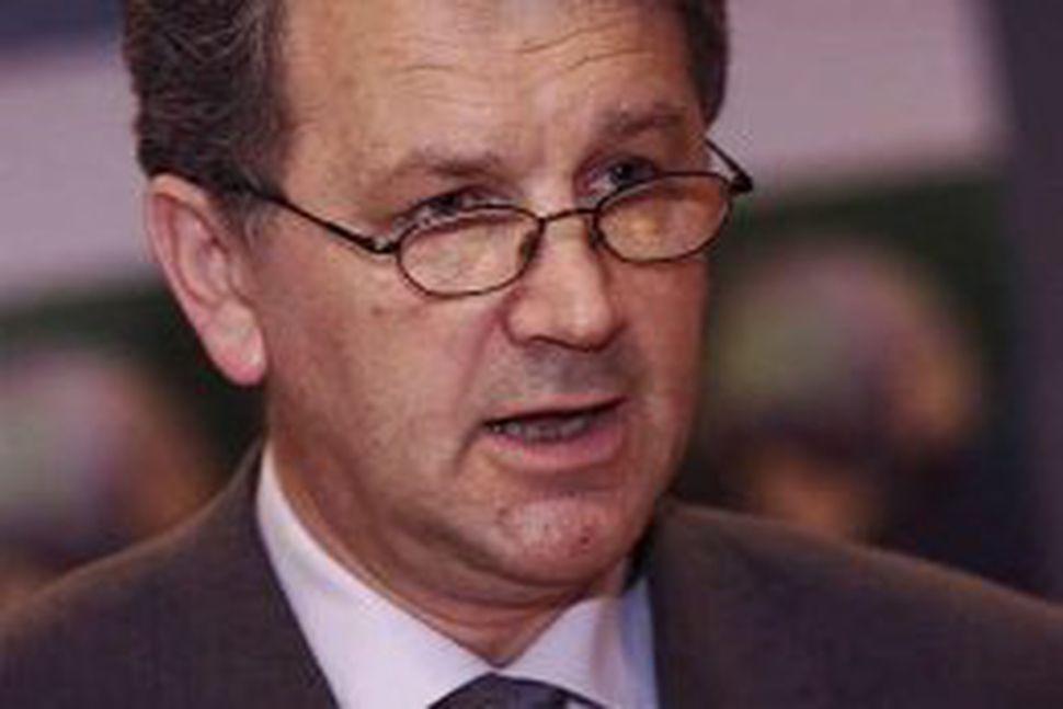 Einar Karl Haraldsson.