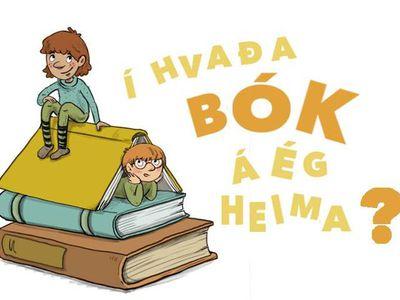 Í hvaða bók á ég heima? | Conference about children literature