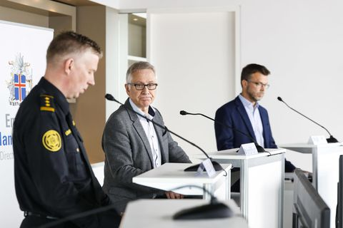 From yesterday's press conference.