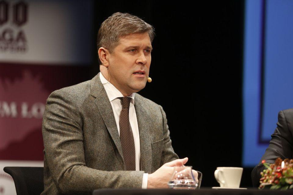 Bjarni Benediktsson fjármálaráðherra