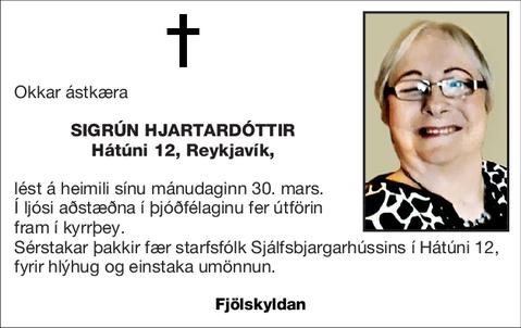 Sigrún Hjartardóttir