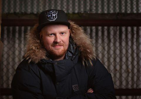 Oddur Eysteinn Friðriksson.